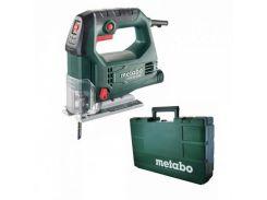 Лобзик Metabo STEB 65 Quick с кейсом (601030500)