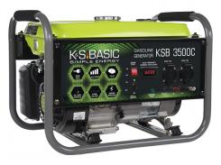 Бензиновый генератор Konner&Sohnen Basic KSB 3500C