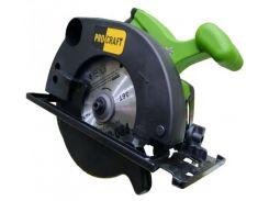 Пила дисковая циркулярная ProСraft KR140/1850 (001850)