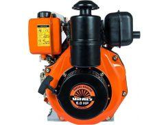 Двигатель дизельный Vitals DM 6.0k (77318)