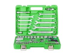 Набор инструментов Cr-V INTERTOOL ET-6082SP