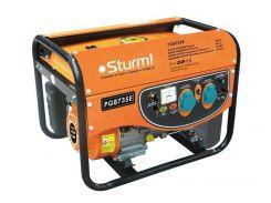 Генератор бензиновый Sturm PG8735E