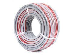 Шланг для полива армированный PVC INTERTOOL GE-4135