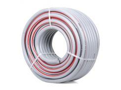 Шланг для полива армированный PVC INTERTOOL GE-4145