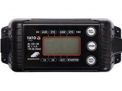 Автомобильное зарядное устройство Yato YT-83033