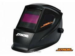 Маска сварщика с автозатемненным светофильтром STHOR 100 х 50 мм Vorel 74484