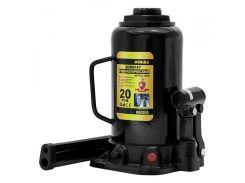 Домкрат гидравлический бутылочный 20т H 242-452 мм Sigma 6101201