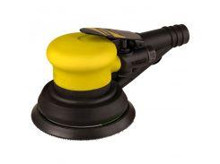Орбитальная шлифмашинка пневматическая 125 мм (с пылесборником) Sigma 6731021