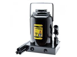Домкрат гидравлический бутылочный 50т H 300-480 мм Sigma 6101501