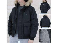 Мужская зимняя куртка Burton Acorn Short Parka Large black
