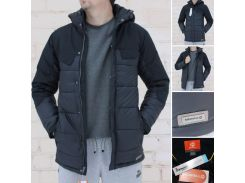 Мужская зимняя куртка Merrell Glacio Small black