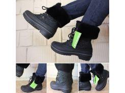 Женские зимние ботинки Crocs AllCast II Luxe оригинальные