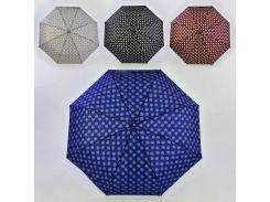 Зонт складной С 36372 (60) 4 вида, d=98см
