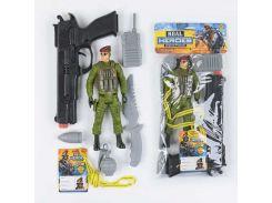 Военный игровой набор 88642 (120/2) в кульке