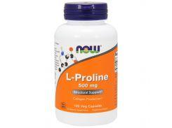 Л-Пролин (L-Proline) 500 мг 120 капсул