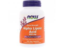 Альфа-липоевая кислота (Alpha-lipoic acid) 600 мг 120 капсул
