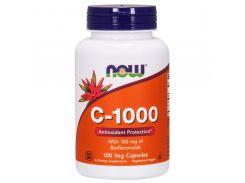 Витамин C с биофлавоноидами (Vitamin C), 1000 мг, 100 капсул