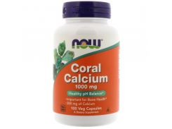 Коралловый кальций (Coral Calcium) 350 мг 100 капсул