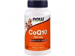 Коэнзим Q10 (CoQ10), 100 мг, 90 капсул