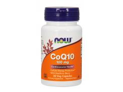 Коэнзим Q10 (CoQ10), 100 мг, 30 капсул