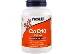 Коэнзим Q10 (CoQ10), 100 мг, 180 капсул