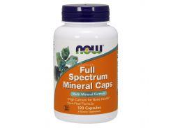 Мультиминеральная формула (Full Spectrum Mineral Caps) 120 капсул