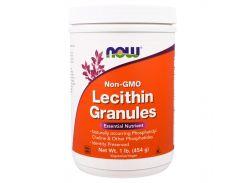 Лецитин соевый в гранулах (Lecithin Granules), 454 г