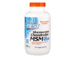 Глюкозамин хондроитин с OptiMSM (Glucosamine Chondroitin MSM) 360 капсул