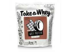 Смесь сывороточного протеина (Whey Protein Blend) со вкусом шоколад-кокос 907 г