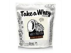 Смесь сывороточного протеина (Whey Protein Blend) со вкусом кокосового мороженого 907 г