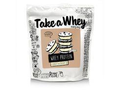 Смесь сывороточного протеина (Whey Protein Blend) со вкусом печенье-сливки 907 г