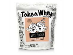 Смесь сывороточного протеина (Whey Protein Blend) со вкусом сливочного капучино 907 г
