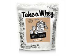 Смесь сывороточного протеина (Whey Protein Blend) со вкусом холодного кофе 907 г