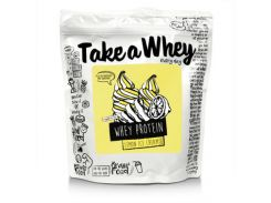 Смесь сывороточного протеина (Whey Protein Blend) со вкусом лимонного мороженого 907 г