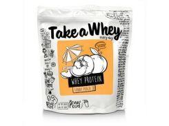 Смесь сывороточного протеина (Whey Protein Blend) со вкусом персика 907 г