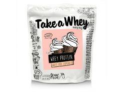 Смесь сывороточного протеина (Whey Protein Blend) со вкусом белого шоколадного кекса 907 г