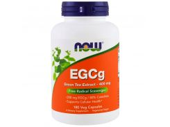 Зеленый чай, EGCg (Green Tea), 180 капсул