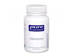 Л-Метионин (L-Methionine) 375 мг 60 капсул