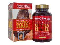 Комплекс для волос Ultra Hair 90 таблеток