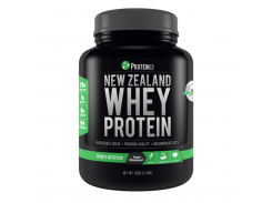 Протеин сывороточный Новая Зеландия со вкусом черники (Whey Protein New Zealand) порошок 2300 г