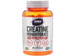 Креатин 750 мг, 120 капсул
