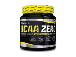 Аминокислоты BCAA (Flash Zero) со вкусом тропических фруктов 360 г порошка