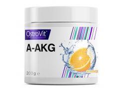 AAKG Аргинин альфа-кетоглутарат (А-AKG) 4590 мг со вкусом апельсина 200 г