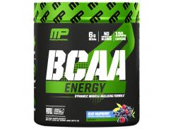 Аминокислотный комплекс (BCAA 3:1:2 Energy) со вкусом голубой малины 270 г