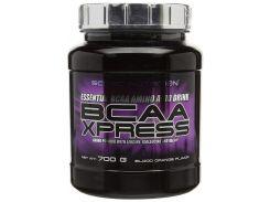 BCAA Xpress комплекс аминокислот со вкусом красный апельсин 700 г