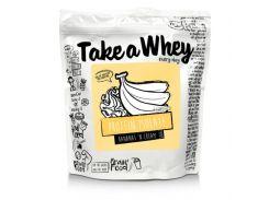 Протеин изолят 100% (100% Isolate Protein) со вкусом бананового крема 908 г