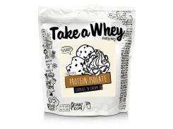 Протеин изолят 100% (100% Isolate Protein) со вкусом печенье-сливки 908 г