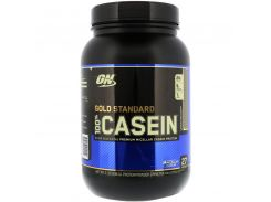 Казеин (100% Gold Standard Casein) со вкусом печенья и крема 909 г