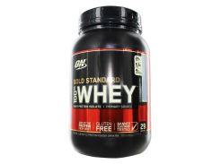 Сывороточный протеин изолят (100% Whey Gold Standard) со вкусом черничного чизкейка 909 г
