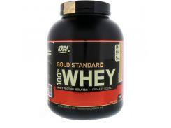 Сывороточный протеин изолят (100% Whey Gold Standard) со вкусом сливочного бисквита 2270 г